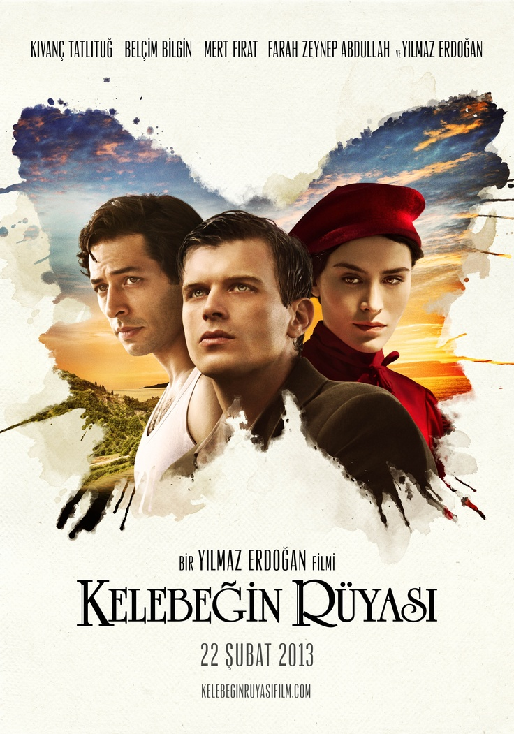 The Butterfly's Dream / Kelebeğin Rüyası (2013)