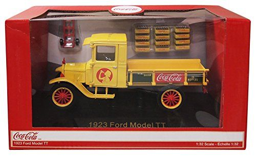 Coca-Cola Collectibles 1/32 フォード モデルTT ピックアップ イエロー 国際貿易 http://www.amazon.co.jp/dp/B00REOHS14/ref=cm_sw_r_pi_dp_9Ye5ub0TTBZGH