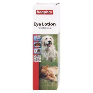 a beaphar bano ocular para gatos perros alivia la irritacion limpia elimina las manchas de lagrima