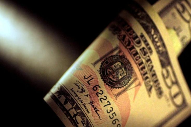 ドル指数が小幅高、税制改革法案の下院通過で=NY市場