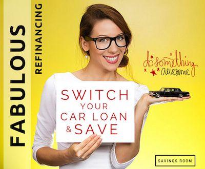 Fabulous refinancing! Switch your car loan & save…
