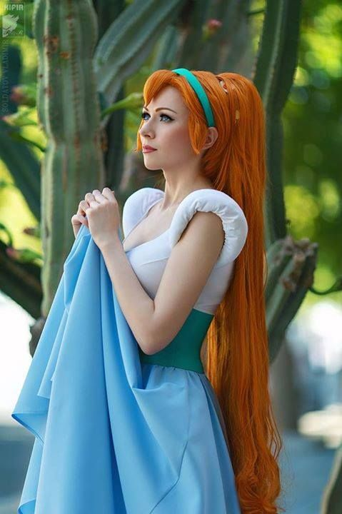 Thumbelina. Cosplayer: R&R Art Group