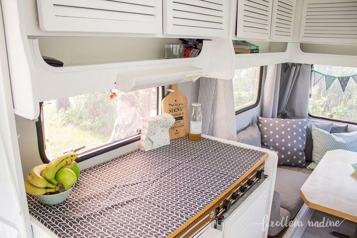 ber ideen zu wohnmobil umbau auf pinterest wohnwagen wohnwagenrenovierung und. Black Bedroom Furniture Sets. Home Design Ideas