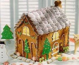 131 Best Images About Gingerbread Houses On Pinterest