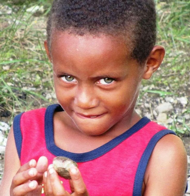 Panamanian kid. Picture taken in Portobello-Panama, 2011.