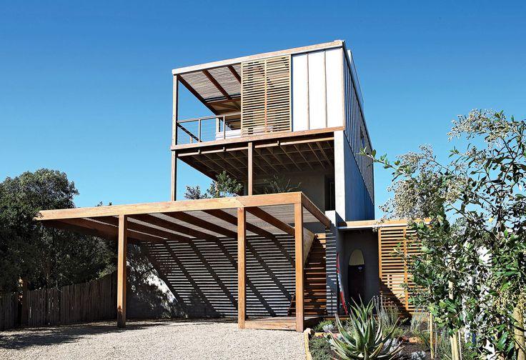 Beach house, South Africa, Beattyvermeiren architects