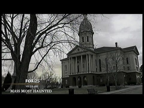 FOX NEWS: Phillip Brunelle + Mass Most Haunted Ghost Hunters Investigate Paranormal Activtiy At Haunted Middleboro Town Hall - Middleboro, Massachusetts - WFXT FOX 25 NEWS BOSTON - Mass Most Haunted Ghost Videos + Paranormal Web-Series -- By: Phillip Brunelle -- http://www.YouTube.com/MassMostHaunted