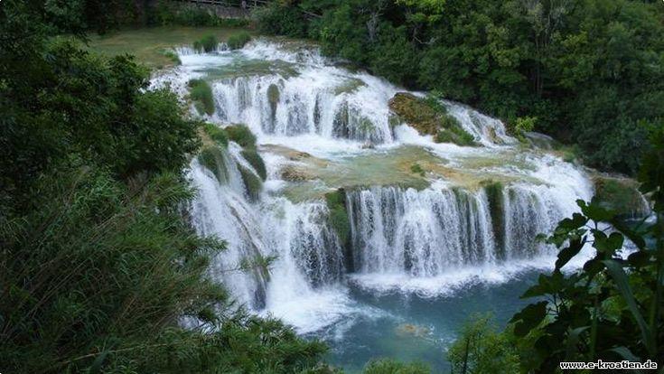 Der schönste Ort Krka in Kroatien Weitere interessante Informationen über Kroatien und nicht nur auf http://www.e-kroatien.de/krka