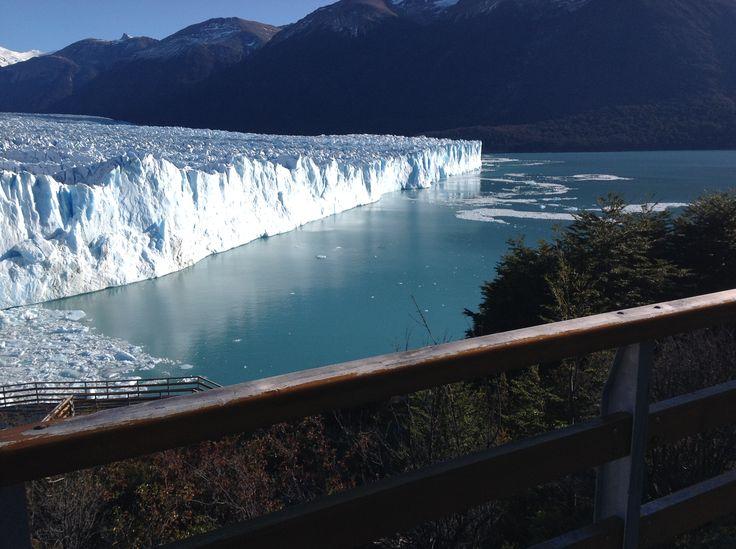 Glaciar Perito Moreno. Argentina.