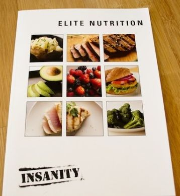 Insanity Diet Plan Free PDF