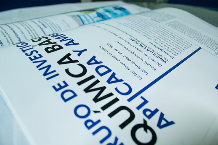 Diseño Editorial ITM Grupos de Investigación - La Quinta Diseño Estrategico
