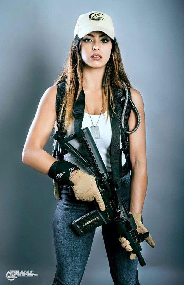 Pin on Girls n guns