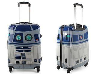 R2D2 Suitcase
