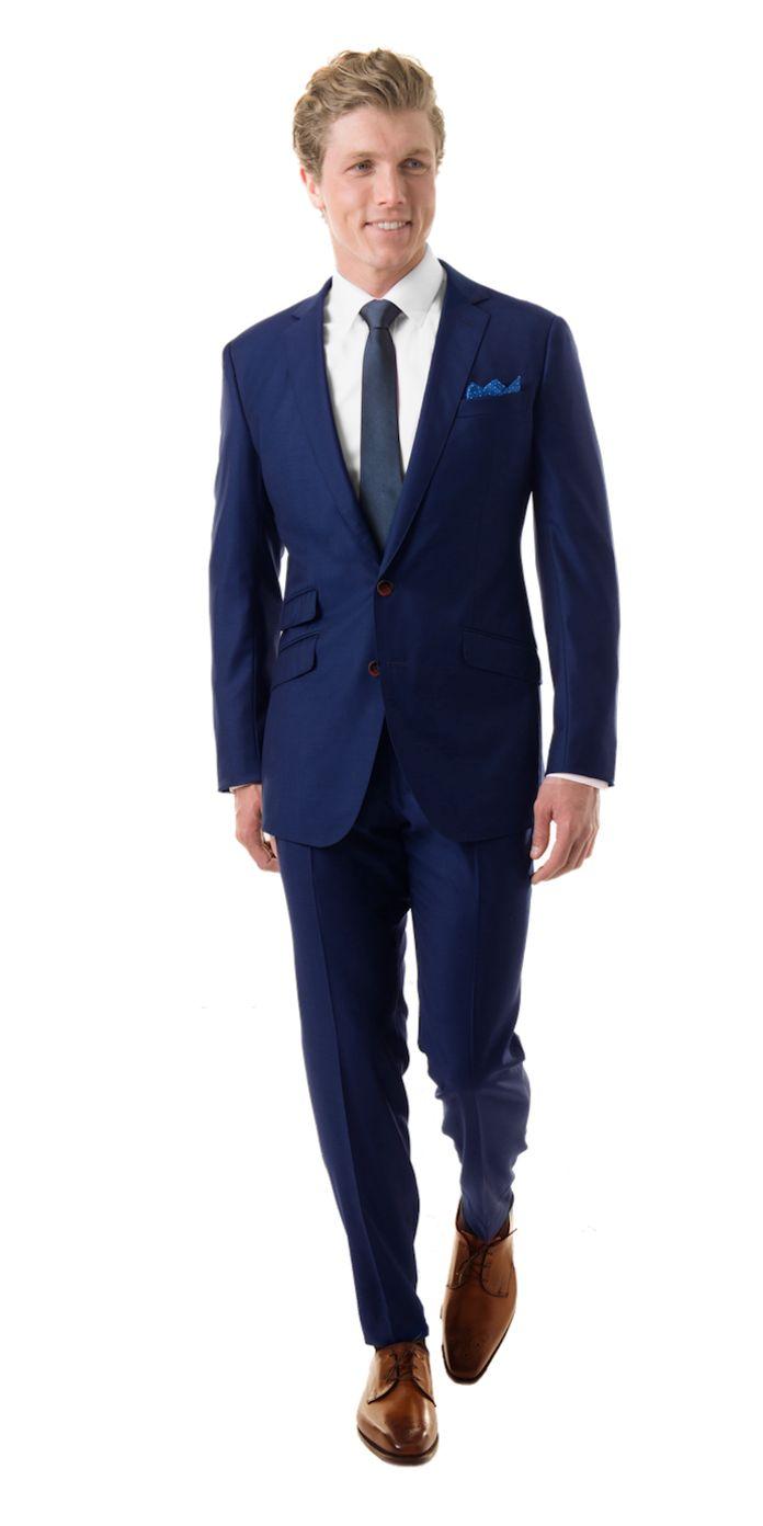 Royal Blue Custom Suit https://blacklapel.com/shop/suits/royal-blue-custom-suit?utm_campaign=5-24-2016-the-summer-shop&utm_medium=social&utm_source=pinterest&utm_content=5-24-2016-summer-shop-royal-blue-pinterest&utm_term=