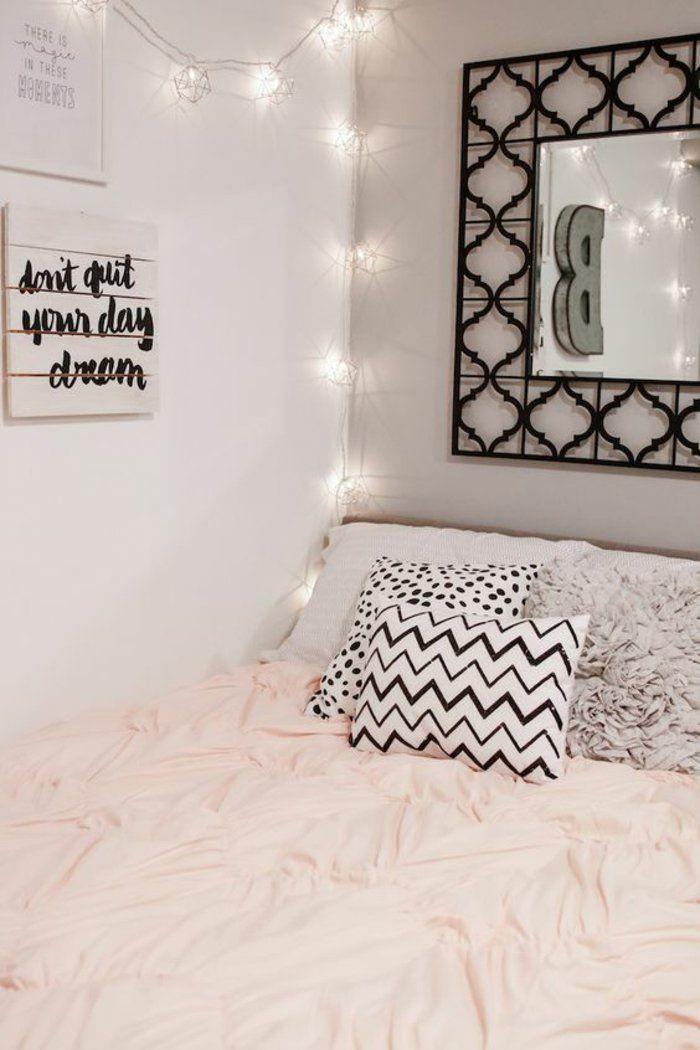 Best 25+ Guirlande lumineuse chambre ideas on Pinterest | Cadre de ...