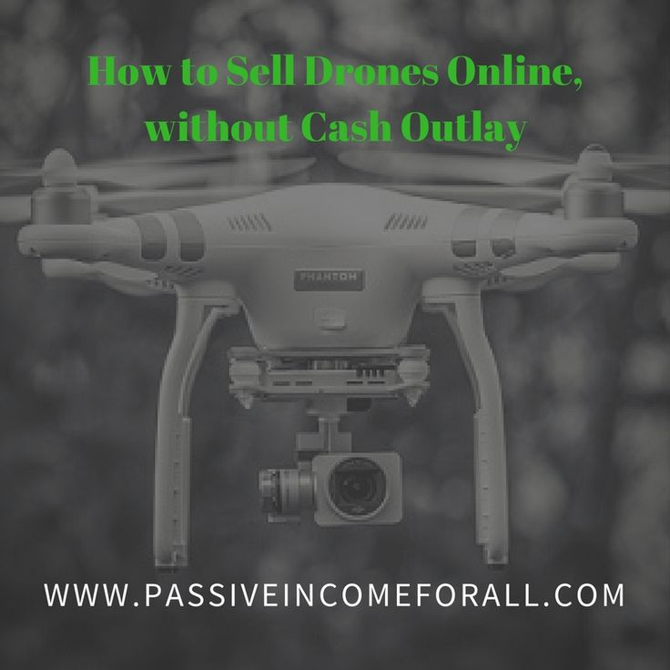 If You are Passionate about Drones, then I can show you how to Build an Online Business from it. Learn how to Sell Drones online without Cash Outlay.