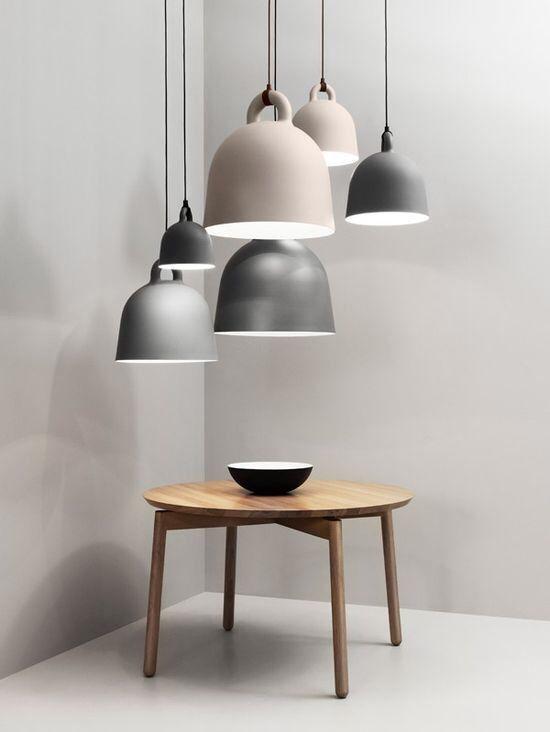 Norman Copenhagen Bell lights