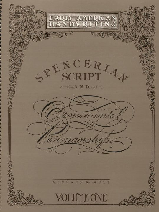 Spencerian Script And Ornamental Penmanship Iampeth