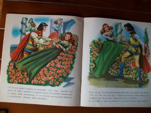 Fiaba-antica-La-bella-dormente-edizioni-SALVADEO-Collana-ARCOBALENO