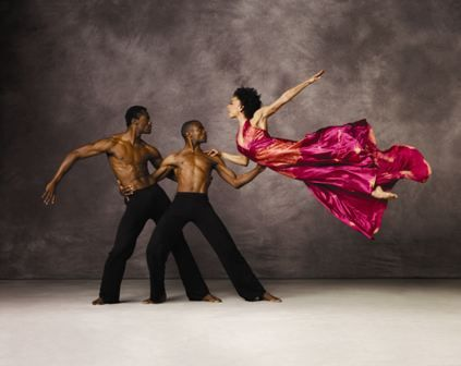 Alvin Ailey -  Ever evolving but always too gorgeous for words.