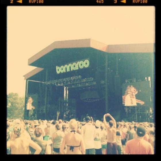 Bonnaroo...my utopia:)