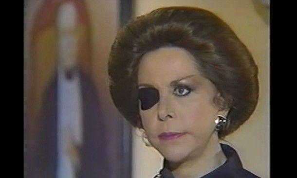 Hacer el papel de Catalina Creel 'me lastimo mucho', dice María Rubio