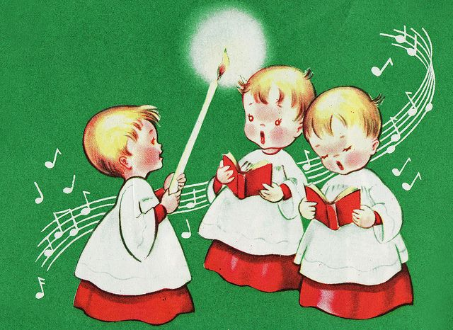 204 best images about christmas choir on Pinterest ...