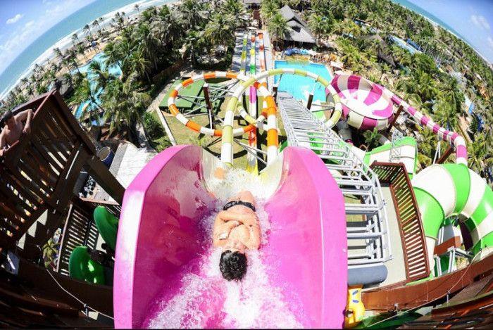 Conheça os Resorts do Beach Park.