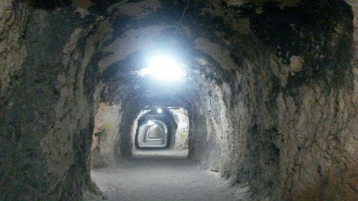 Nei sotterranei dell'Ospedale Civile San Giovanni di Dio #maperti14 #Cagliari #Sardegna