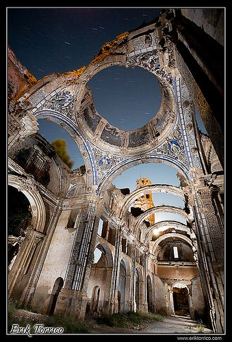 Belchite Spain