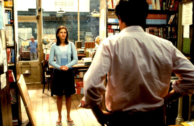 Romantic movie quotes that will melt your heart- NOTTING HILL (1999)