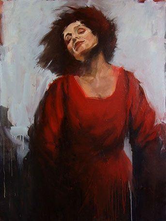 Paul Hooker NZ portrait artist