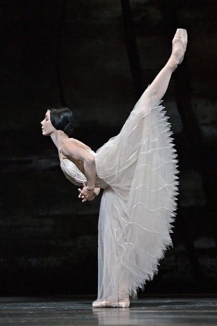Giselle - Natalia Osipova. Photo: Dave Morgan. #TheRoyalBallet