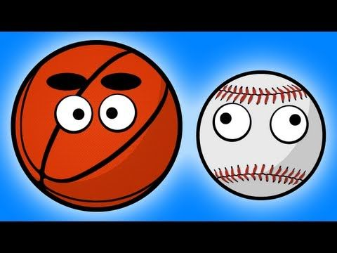 SPORTS BALLS (Song For Kids ♫) my daughter LOVES this song, and bounces everywhere!