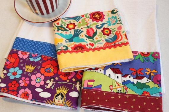 1000+ ideas about Purple Tea Towels on Pinterest  Green Tea Towels