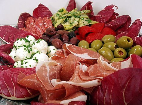 I always like one with cold cuts of meat!! Yum....