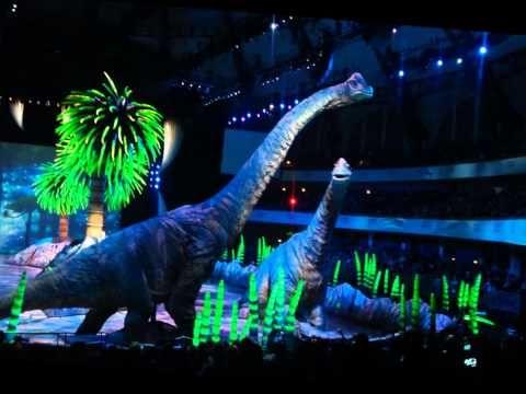 Dinosaurier im Reich der Giganten--bearbeitet IceAngel2001
