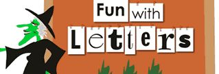This site features stories and activities that introduce and reinforce letter recognition and formation. Also included on the site is a writer's workshop area that provides pages for creating stories.