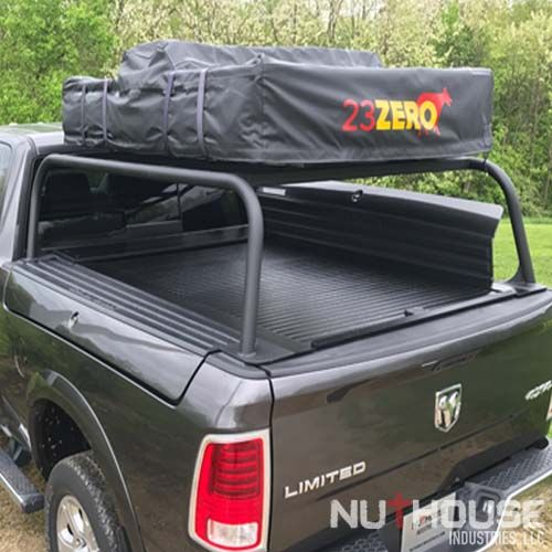 Nutzo Rambox Series Expedition Truck Bed Rack