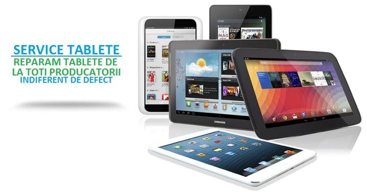 http://tablete-service.ro/ Reparam orice tableta indiferent de marca, model sau defecte. Mai multe informatii pe site!