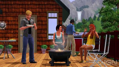 The Sims 3 Wallpaper