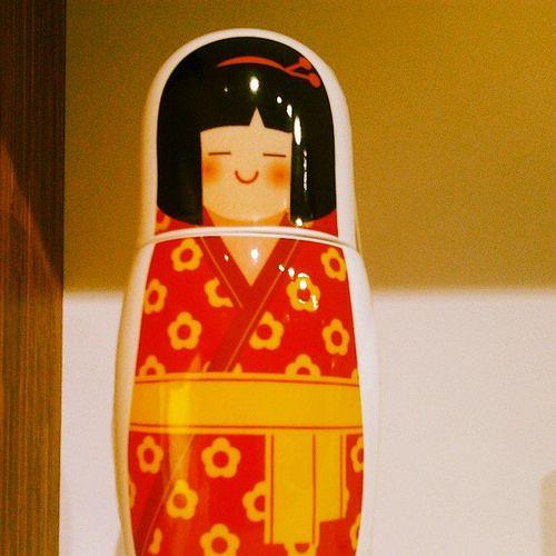 Moringa Kokeshi so tem na Papelopolis.   Flickr – Compartilhamento de fotos!