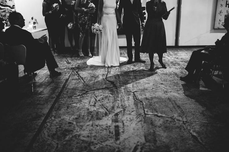 Nikki & Kesh / real bride /   Rose Zurzolo Couture