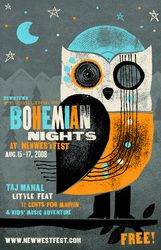Awesome Music Event Posters - Laughterizer