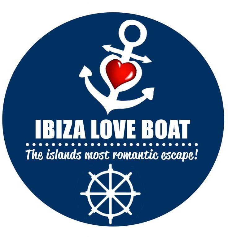 Logo Gestaltung Love Boat - Bootscharter Ibiza