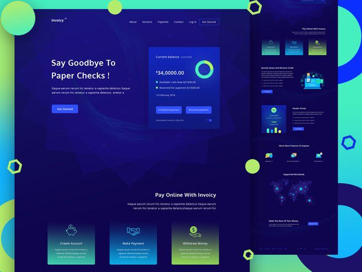 Online Payment Web UI