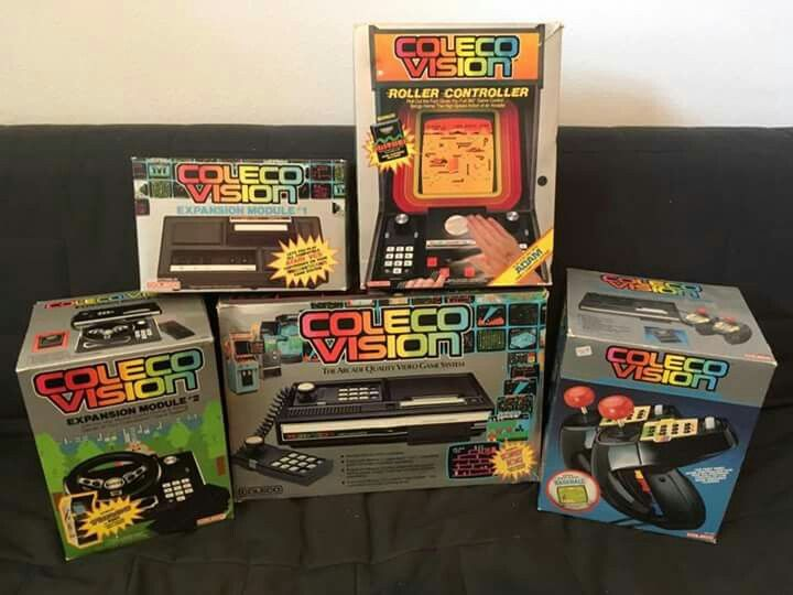 206 Best Colecovision Video Game Console Images On
