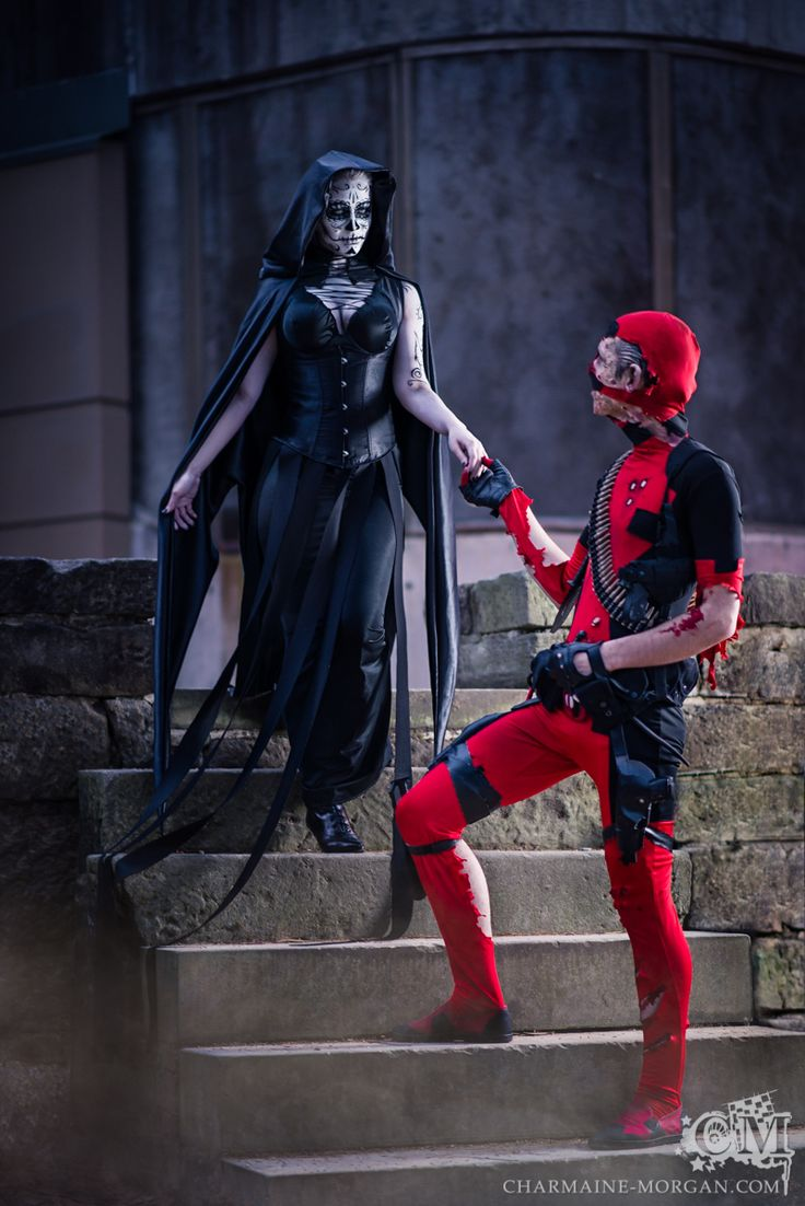 16 best Cosplay - Death: Deadpool images on Pinterest