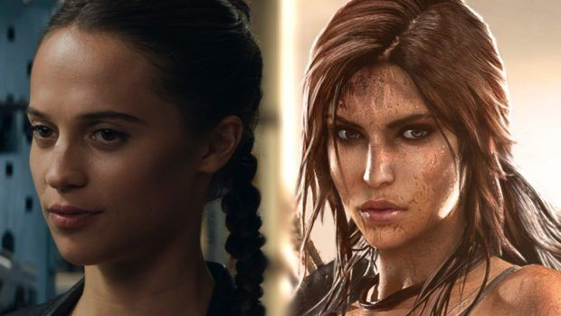 Vídeo compara cenas do filme de Tomb Raider com o jogo