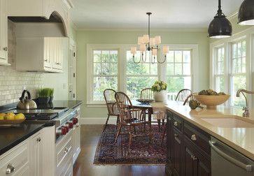 Kitchen - traditional - Kitchen - Boston - Rachel Reider Interiors